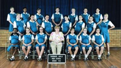 Harley Davidson - Oakland Girls High School