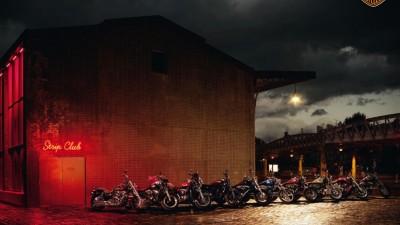 Harley Davidson - Paris Motorbike Show