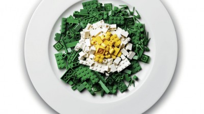 Lego - Plate