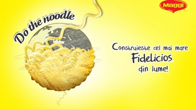 MAGGI - Do the noodle