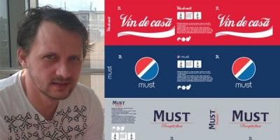 """Andrei Tripsa: """"E greu de definit ce a insemnat 'Etichete de casa' - idee de PR? Idee de viral? Idee de design de packaging?"""""""