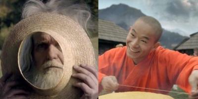 Tatal lui Chong Gong cel mare si lichidul magic romanesc