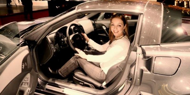 Florentina Stoica despre valorile Chevrolet si competitia Young Creative Chevrolet