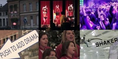 5 neconventionale de la agentia care a lansat flashmobul cu 25 milioane de vizualizari pentru TNT