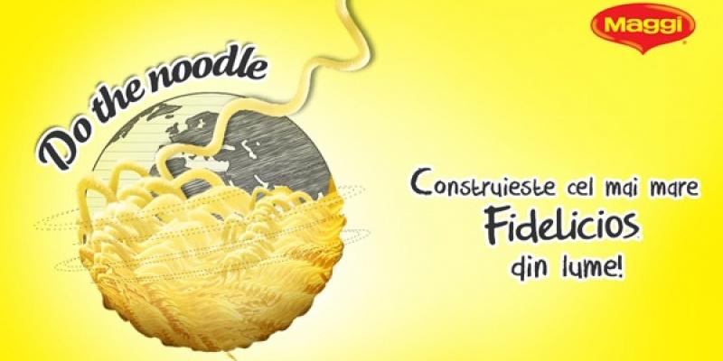 Aplicatie de Facebook MAGGI Fidelicios dezvoltata de Kaleidoscope