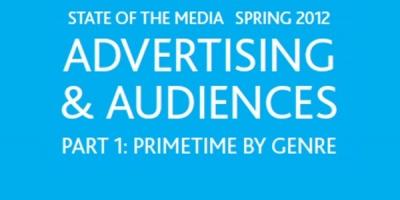 Raport Nielsen: Audienta si publicitatea TV in primetime-ul american