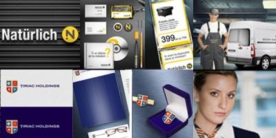 Studii de caz: rebrandingurile BrandTailors pentru Tiriac si Naturlich, castigatoare la Transform Awards 2012