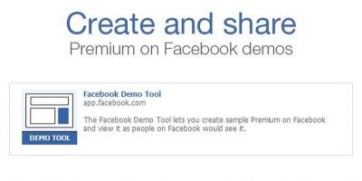 Aplicatie Facebook ce permite previzualizarea ad-urilor Premium