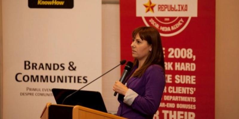 Brands & Communities: Adriana Nestoriuc (PepsiCo) despre campaniile importante pentru construirea comunitatii Pepsi
