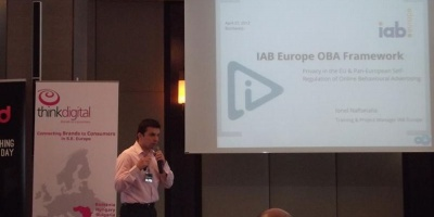Ionel Naftanaila (IAB Europe) despre documentul ce reglementeaza publicitatea online targetata comportamental