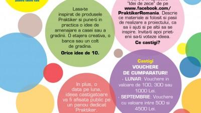 Praktiker - Idei de 10 (print)