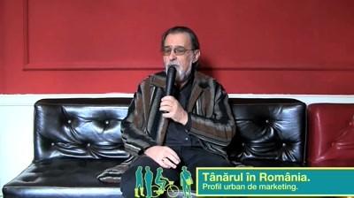 Prof. Dr. Vintila Mihailescu despre rolul pe care il joaca brandurile in viata tinerilor romani
