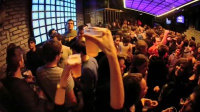 The Belgian Federation Against Alcohol and Drugs - A Party with a Twist