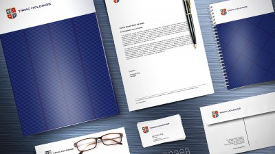 Tiriac Holding - Rebranding, 7