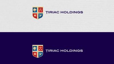 Tiriac Holding - Visual identity, 1