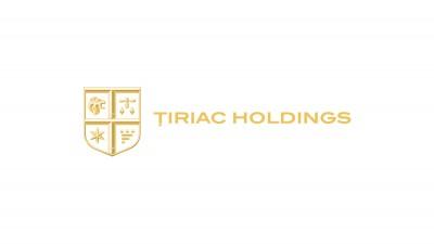 Tiriac Holding - Visual identity, 2