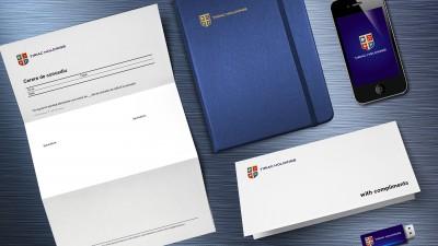 Tiriac Holdings - Rebranding, 1