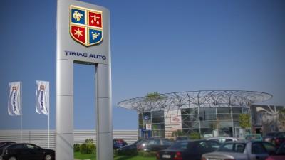 Tiriac Holdings - Rebranding, 5