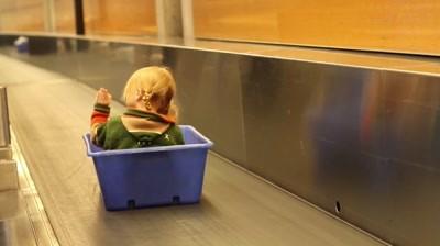WestJet - Cargo Kids