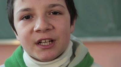 World Vision Romania - Mini-politicienii din Rebricea /Cosmin 1