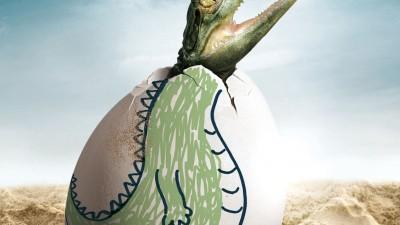 Zoo Cologne - Happy Easter Eggs, Crocodile