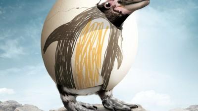 Zoo Cologne - Happy Easter Eggs, Penguin
