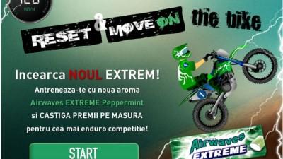 Aplicatie Facebook: Airwaves - Reset & Move on the bike, 2