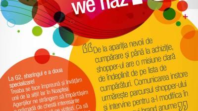 G2 Romania: Noaptea Agentiilor 2012 - Sharing, we haz it!