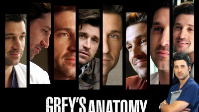 Grey's Anatomy - Derek