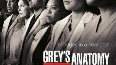 Grey's Anatomy - Life changes in a heartbeat