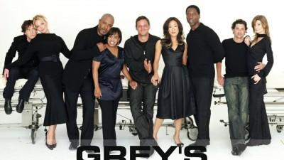Grey's Anatomy - The team, 3