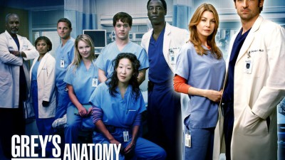 Grey's Anatomy - The team, 4