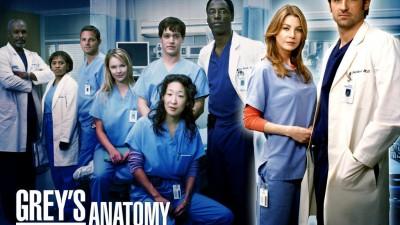 Grey's Anatomy - The team, 4