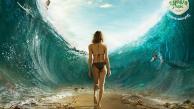 Hawaiian Tropic - Ocean