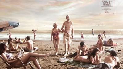League Against Cancer - Beach
