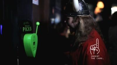 MTV - Green Picks Recycle Machine