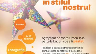 Pastel: Noaptea Agentiilor 2012 - Petrecem in stilul nostru!