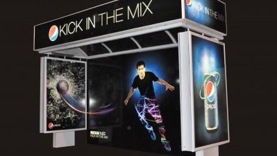 Pepsi - Kick in The Mix