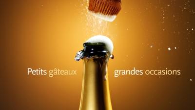 Petits Gateaux Cupcake Boutique - Champagne