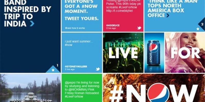 "TBWA si BBDO au creat campania care ilustreaza noua pozitionare de brand Pepsi – ""Live for Now"""