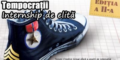 Grupul Tempo lanseaza a doua editie a programului de internship TEMPOCRATII