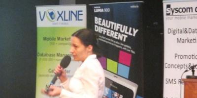 Aurora Enghis (Goldbach Audience) despre cum sa realizezi o campanie de succes pe mobile in Romania