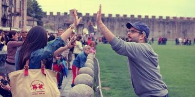 Cum a facut Jeg 600.000 de vizualizari trolland la Pisa (update: 760.000)