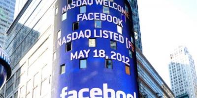 Listarea la bursa a Facebook: 421.2 milioane de actiuni vandute, in valoare de 38$ fiecare