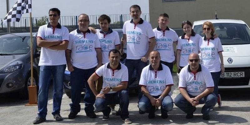 Siemens Race 2012 - de 3 ori mai multe impressions fata de prima editie Siemens Race
