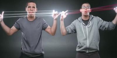 JayFunk danseaza cu degetele in spotul de lansare Samsung Galaxy S III