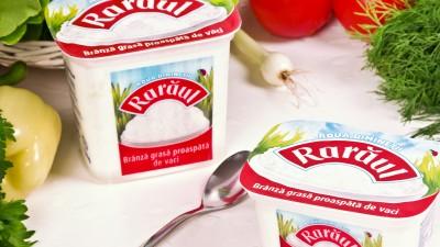 Raraul - Branza grasa proaspata de vaci