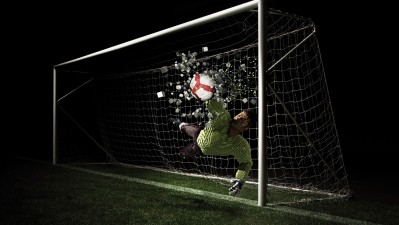 Sky HD - Pixel destruction, Goalkeeper