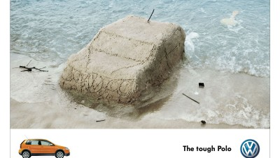 Volkswagen Polo - Sandcastle