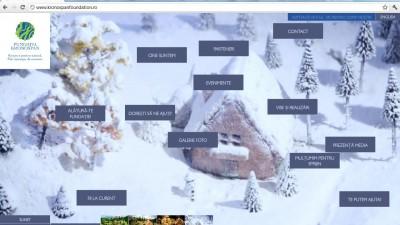 Website: kronospanfoundation.ro - Iarna